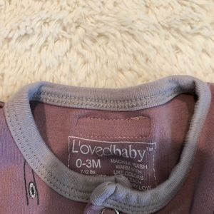 L'ovedbaby Pajamas - L'oved Baby sleeper